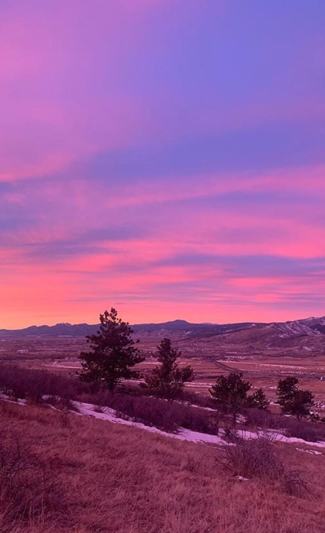Rabbit Mountain Sunset