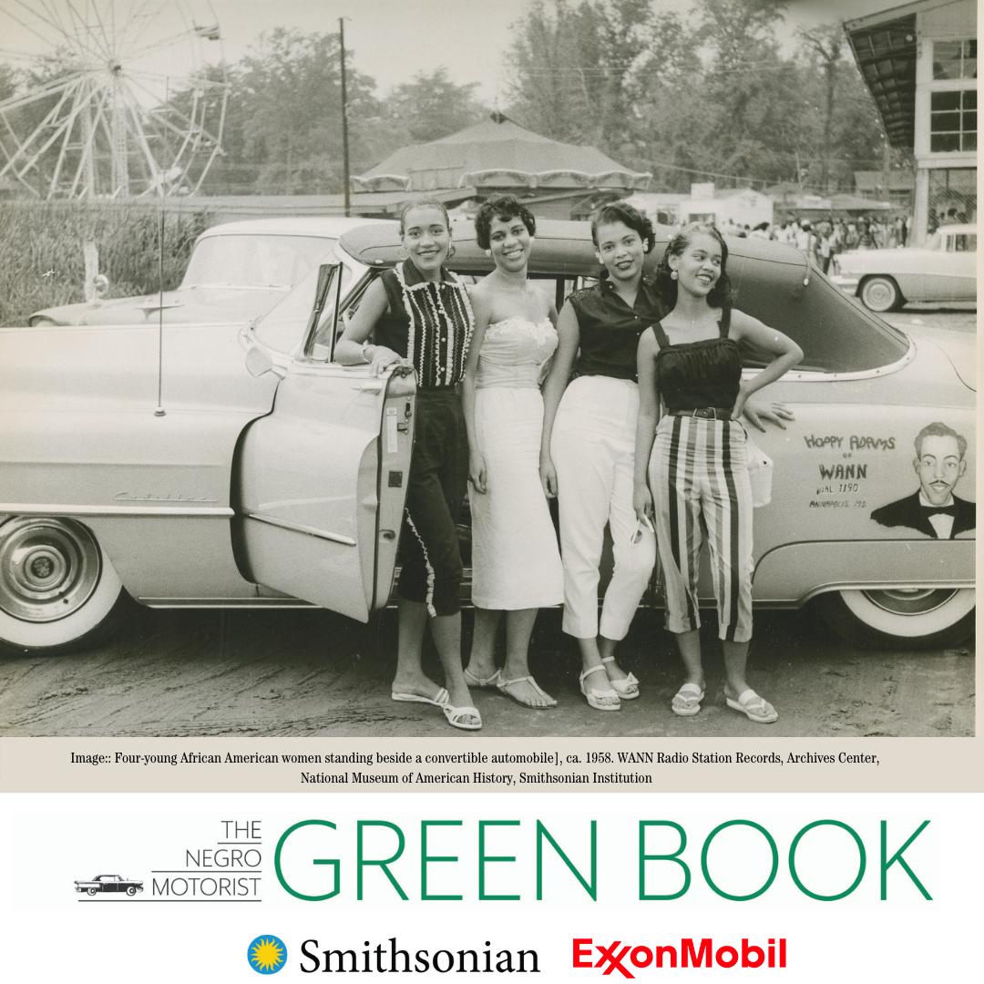 The Negro Motorist Green Book Exhibit