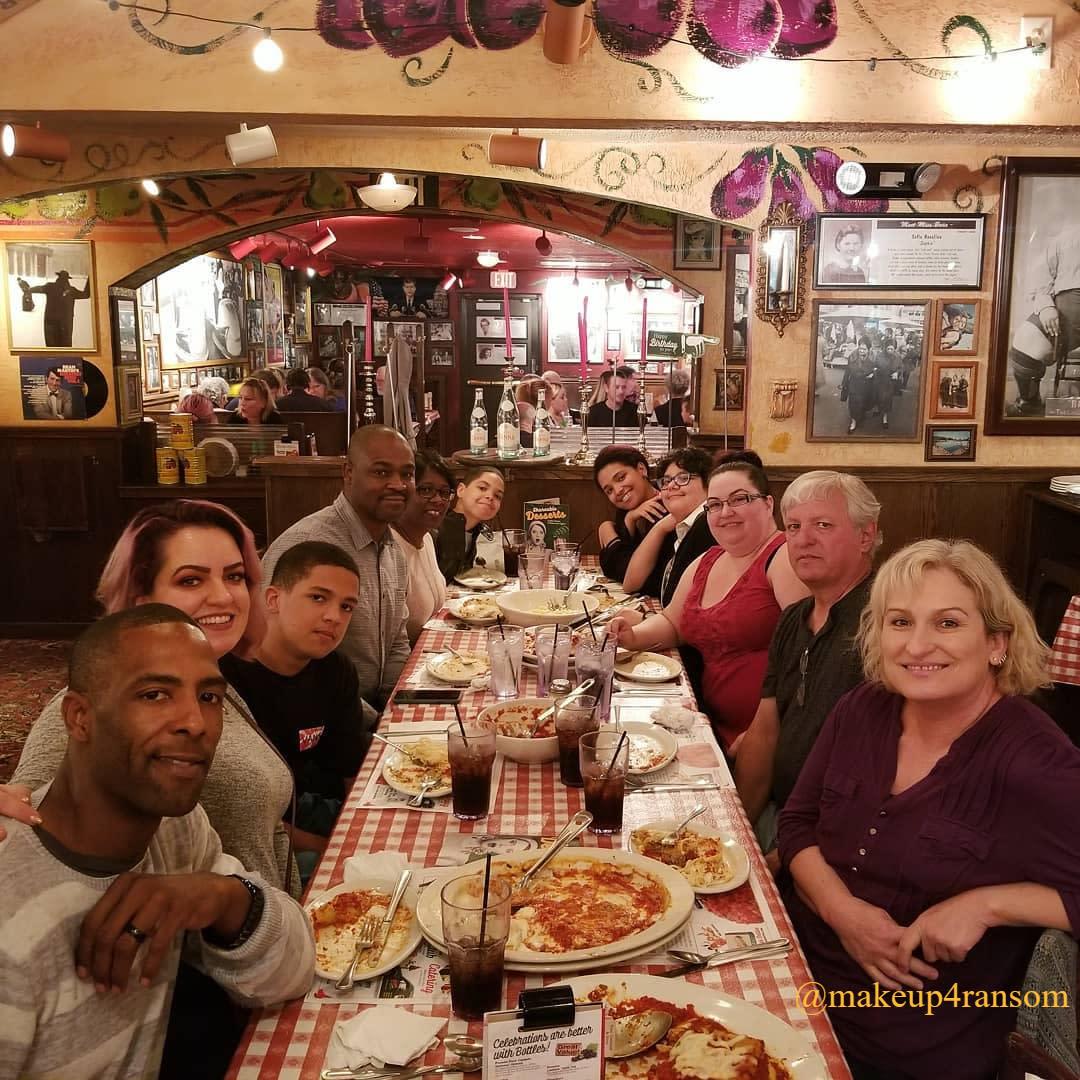 Buca di Beppo - Family Dining