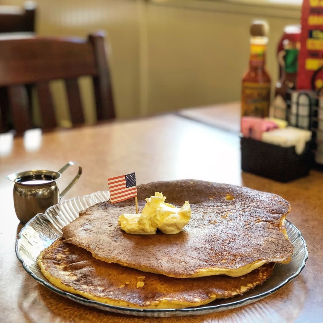 U. S. Egg Breakfast & Lunch Restaurant in Chandler, AZ - Protein Pancakes