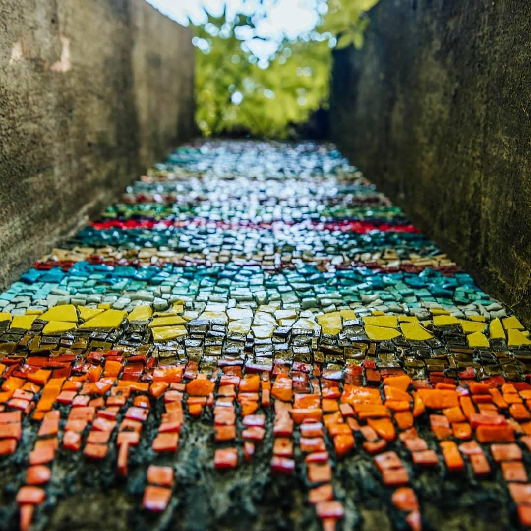 The Ruins Project, Sager Mosaics