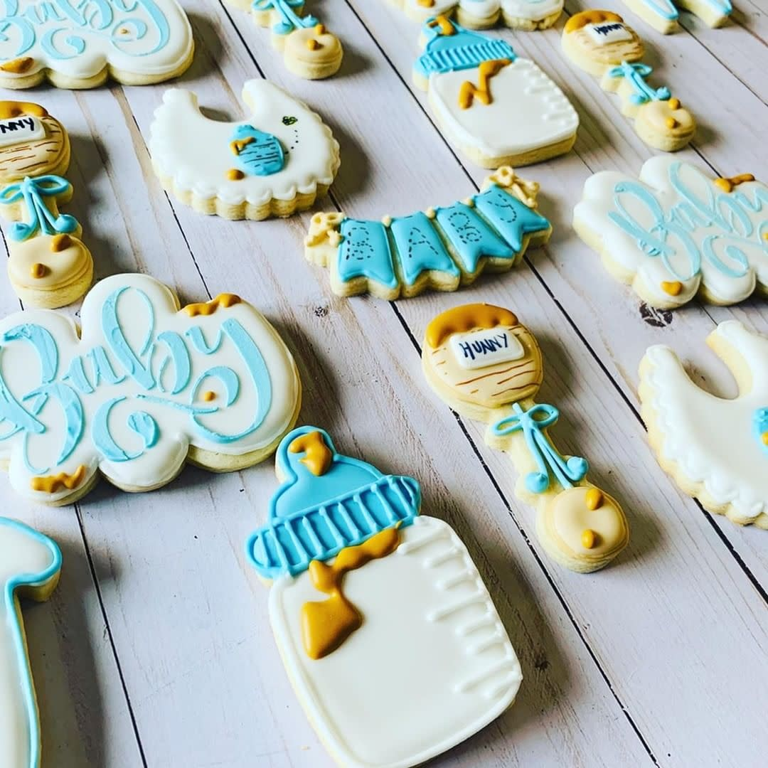 Special Occasions Cookies by Sweet Cheeks Bakery