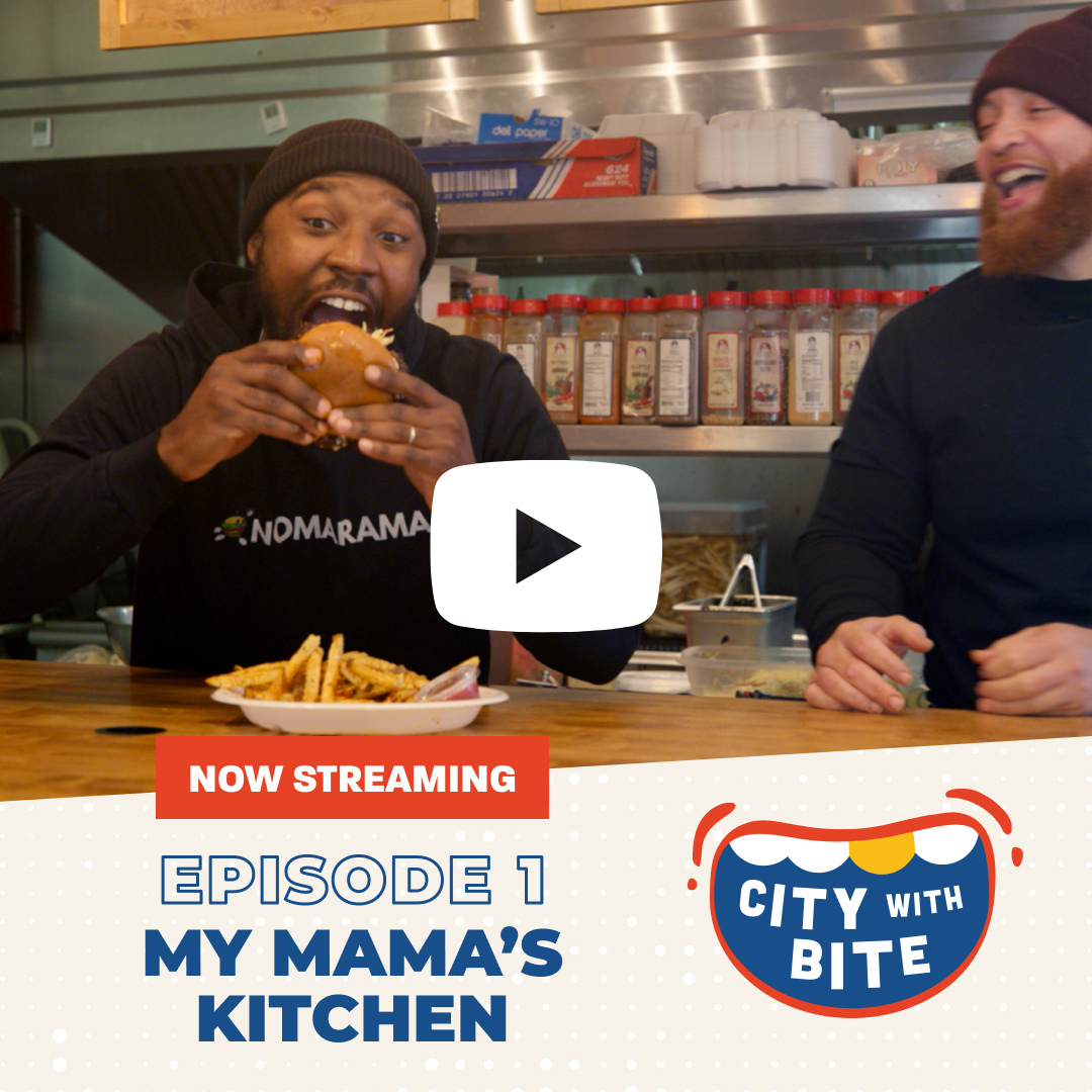 Episode 1 My Mama's Kitchen City with Bite