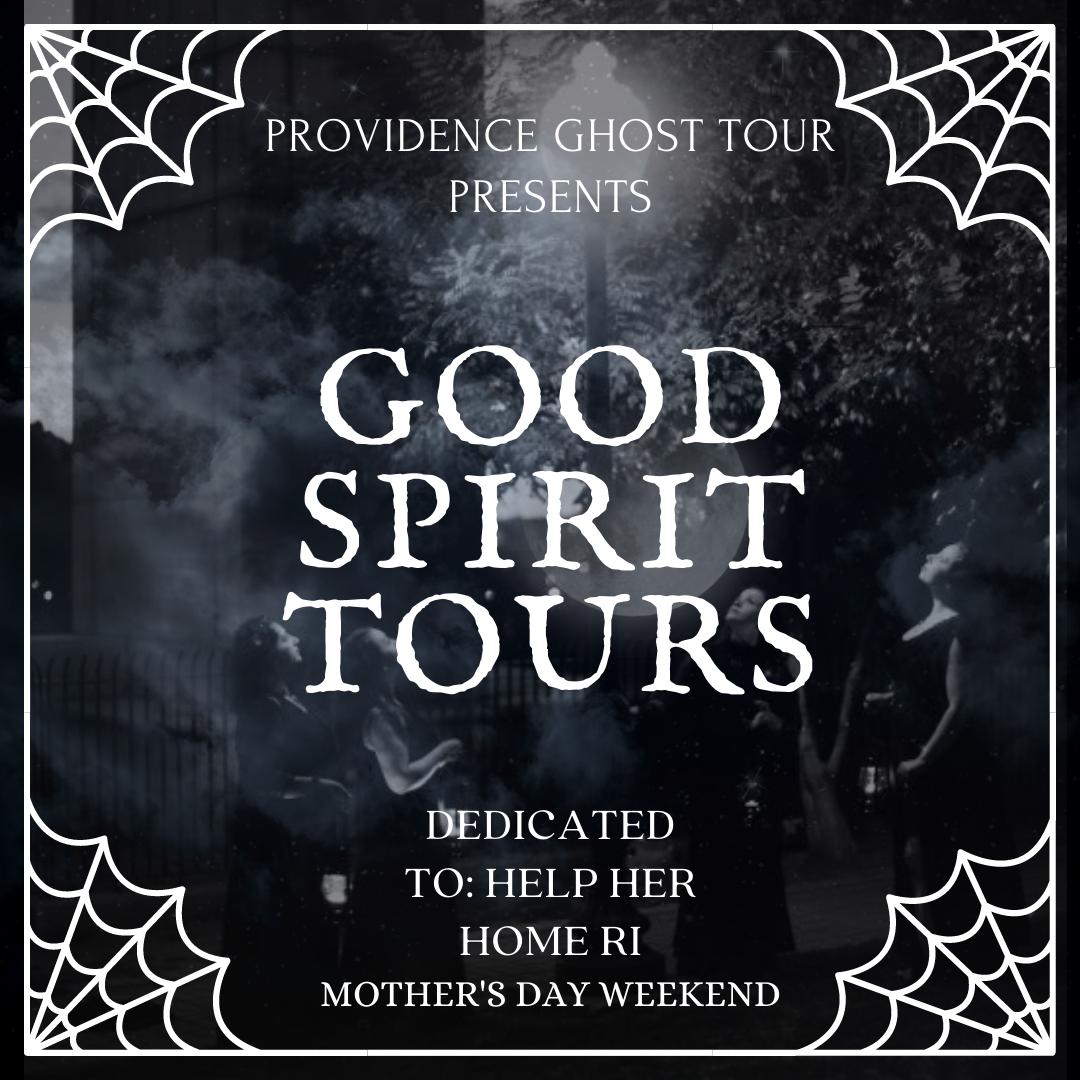Good Spirit Tours Mother's Day