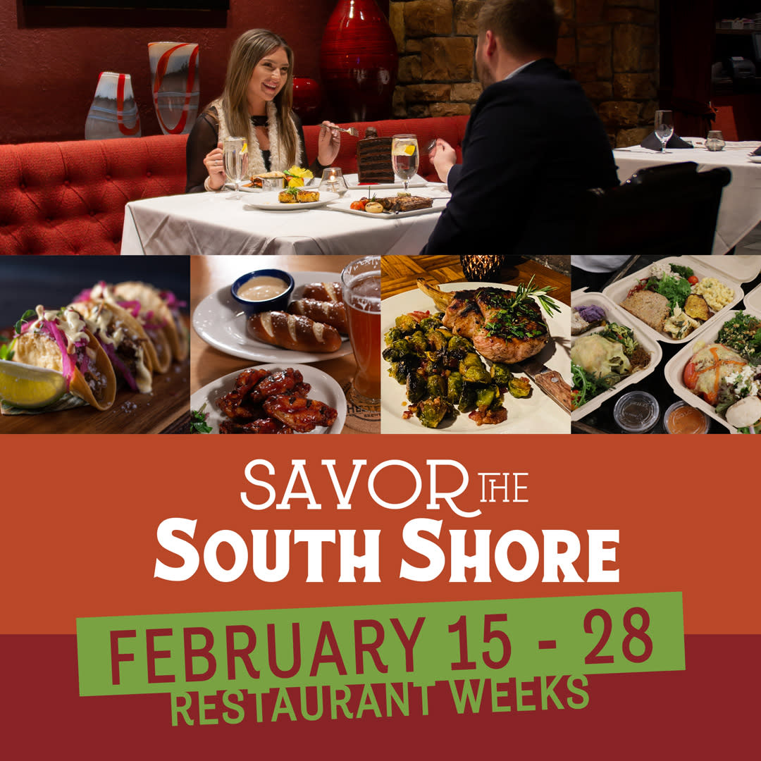 Savor the South Shore Facebook & Instagram Square Post