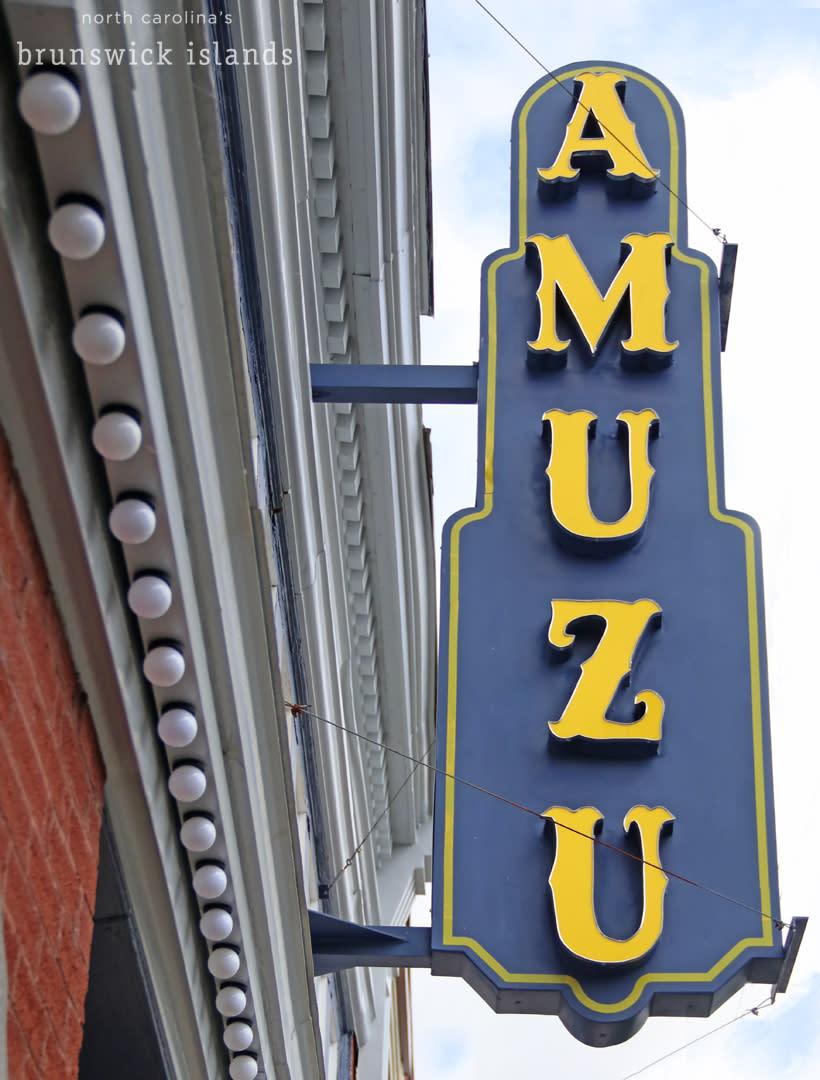 Amuzu Theater_ Southport