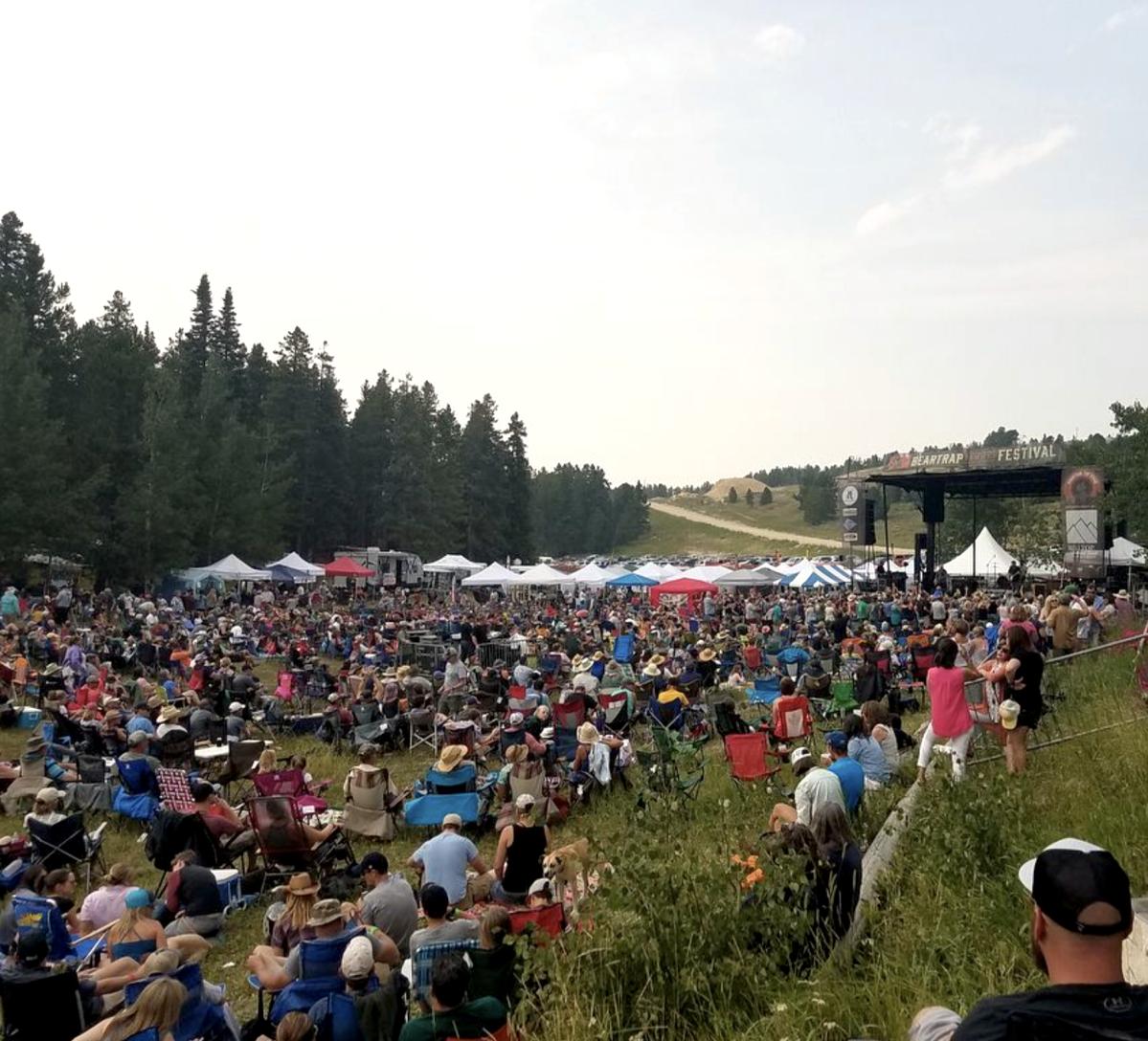 Bear Trap Festival Casper, Wyoming