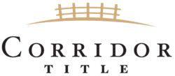 Corridor Title Logo