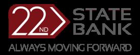 22nd State Bank Logo
