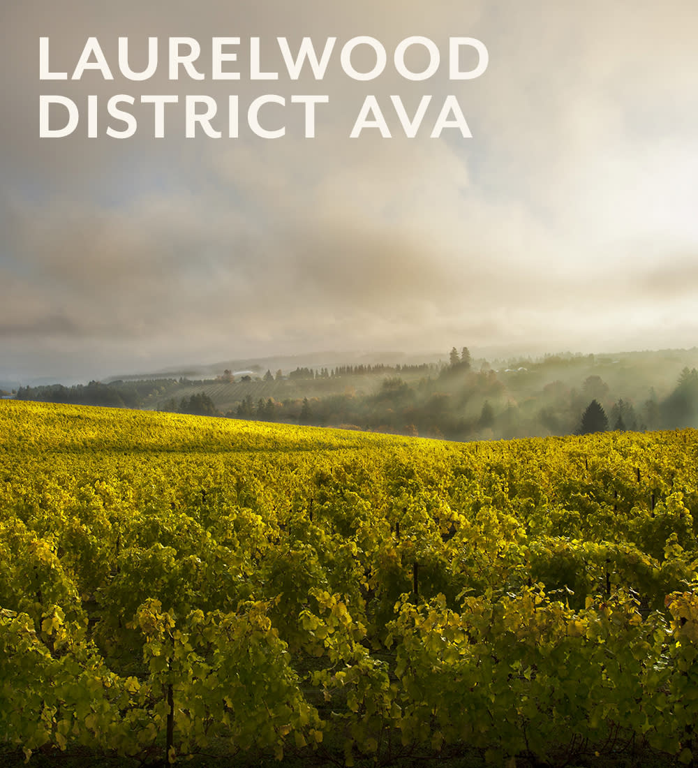 Laurelwood AVA graphic