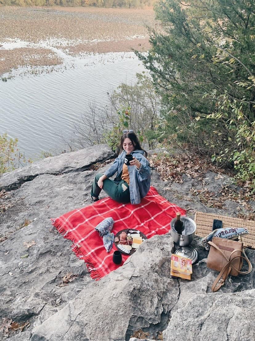Picnic at Lake Springfield