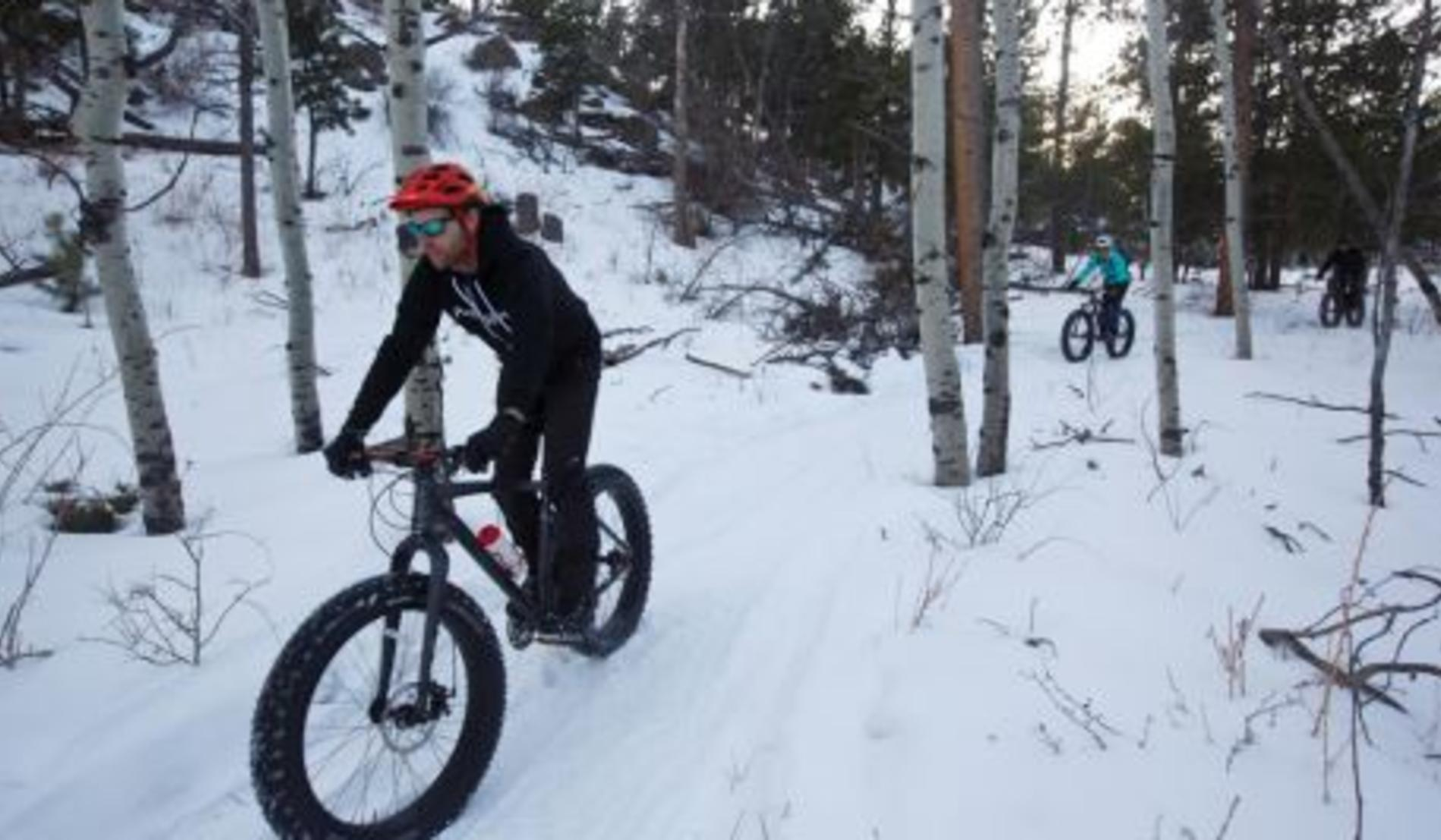 Fat Bike Winter highlights home page
