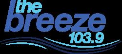 The Breeze 103.9 Logo