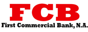 First Commercial Bank Logo