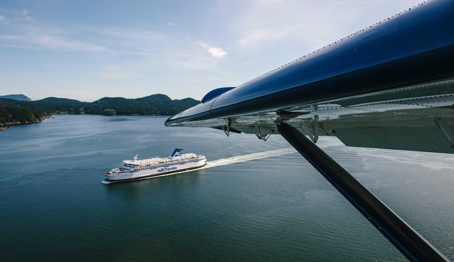 Harbour Air Flight