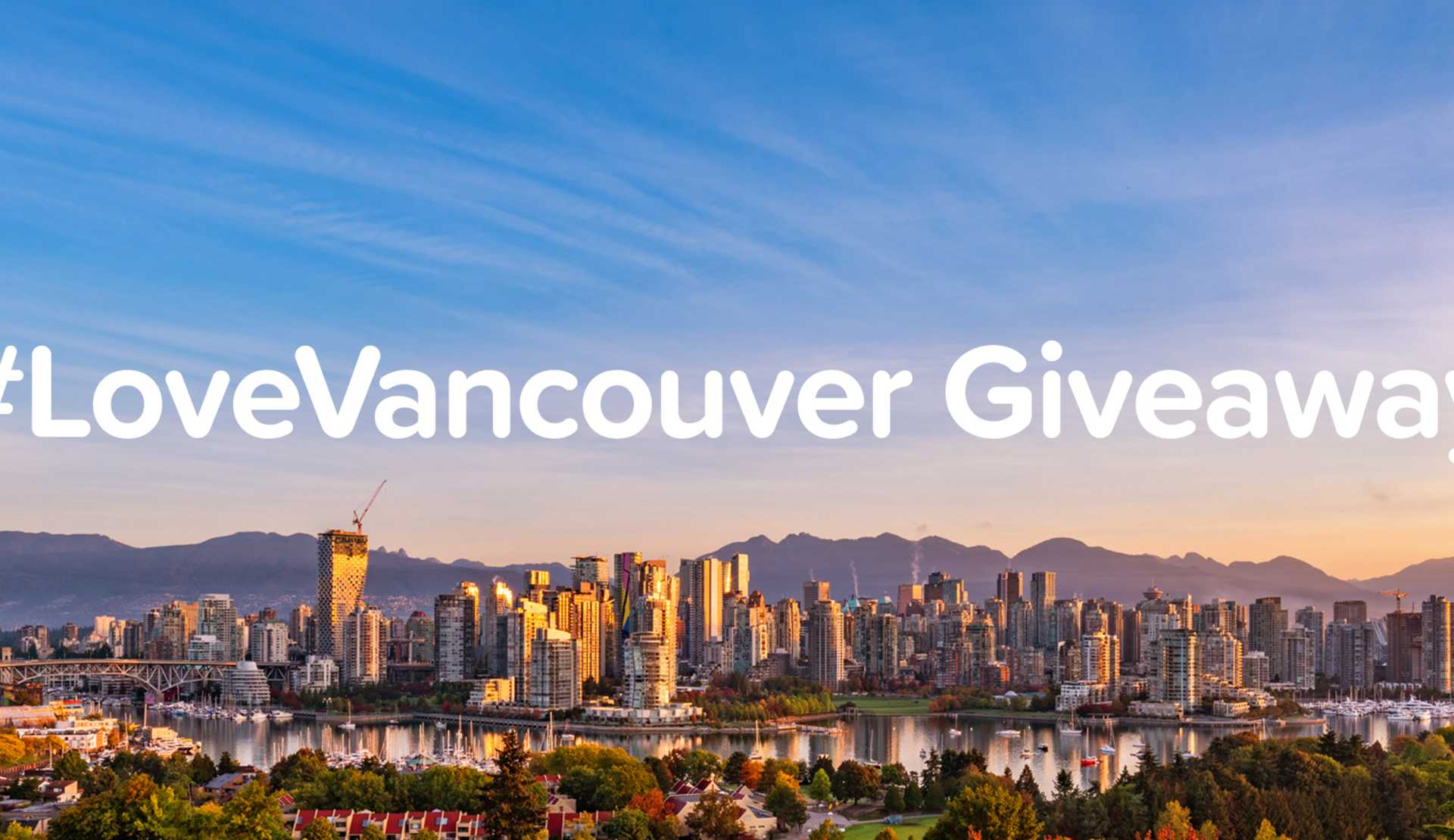 #LoveVancouver Giveaway