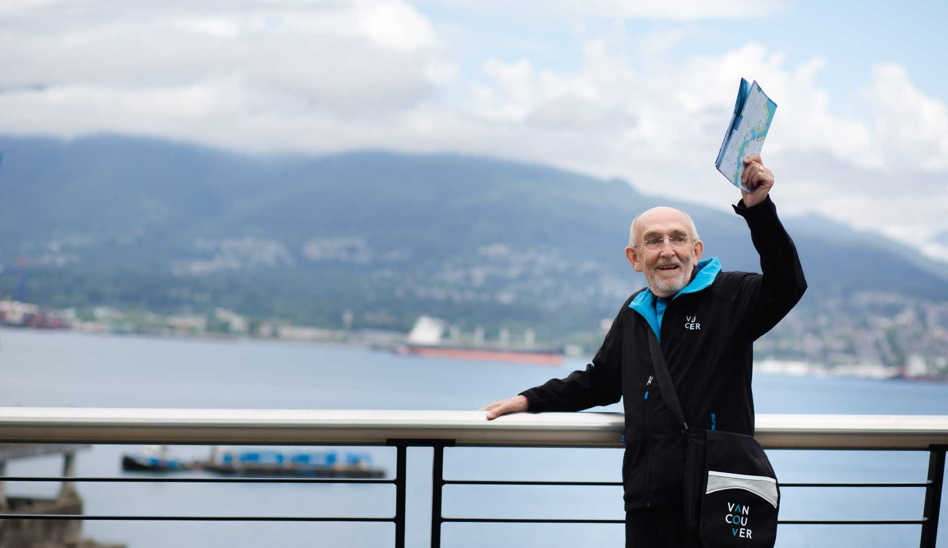 Tourism Vancouver Volunteer