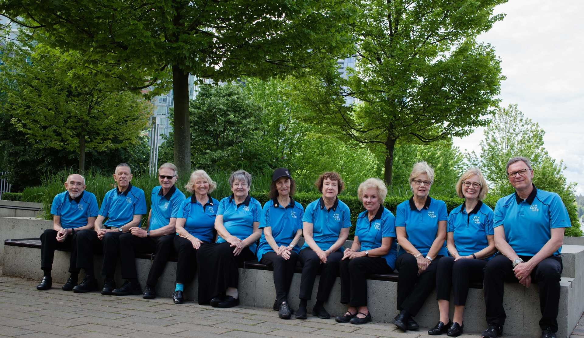 Tourism Vancouver Volunteers