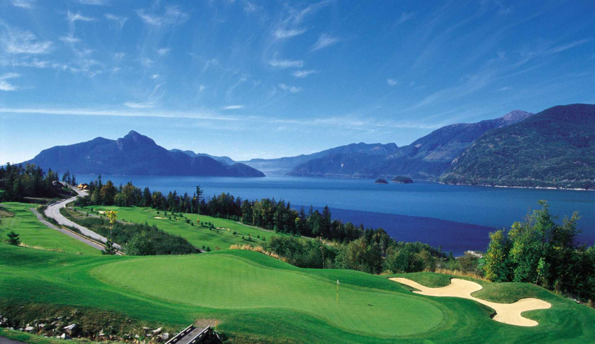 3 Golfing Getaways Near Vancouver