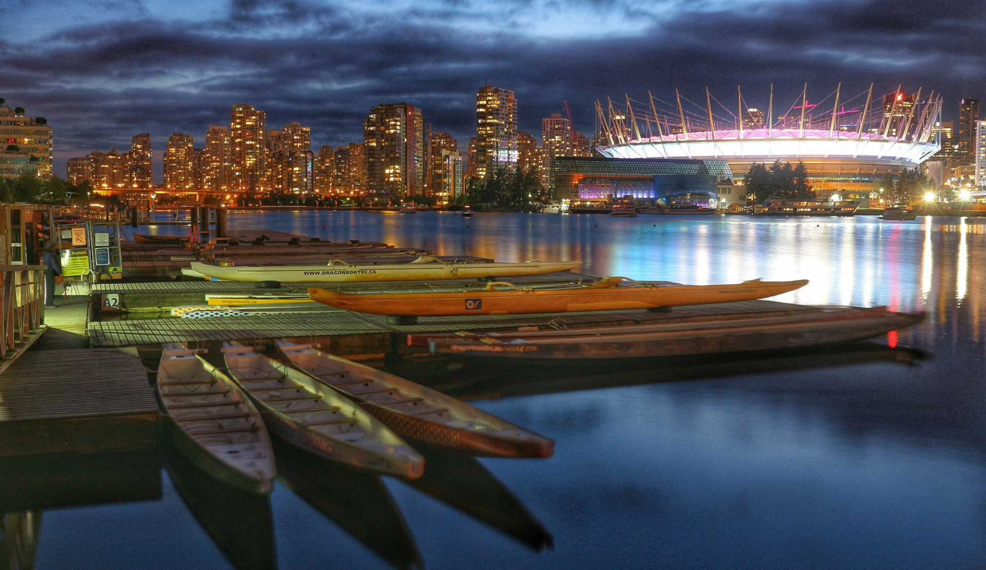 Vancouver's Awards & Accolades