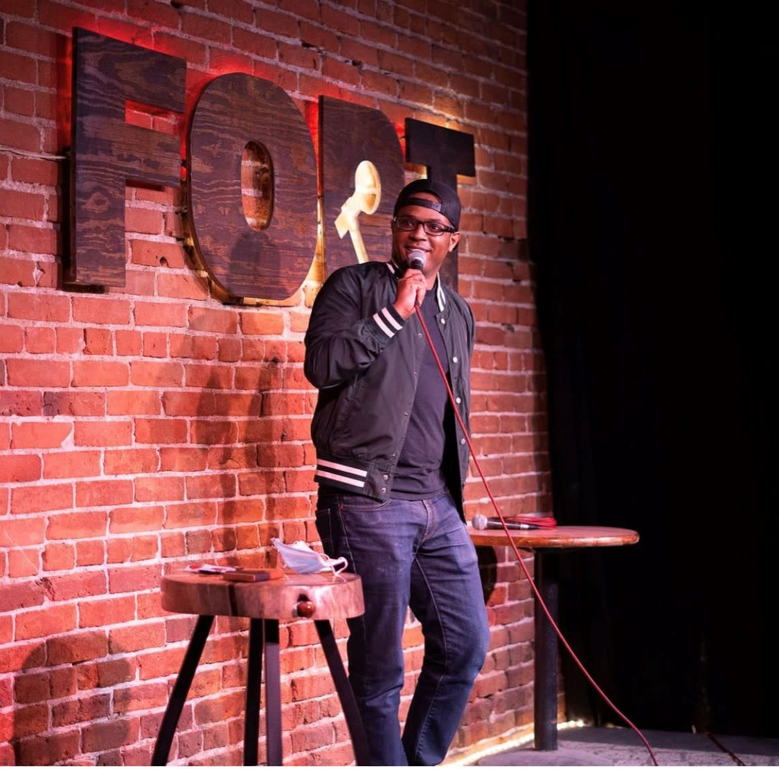 Fort Collins Comedy Fort Performer