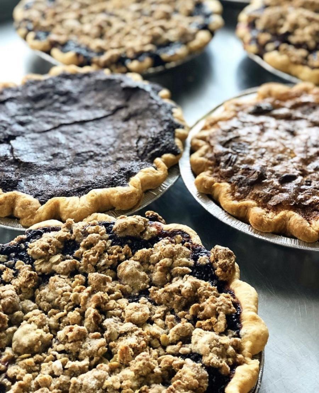 Pies of the season