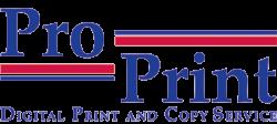 pro print logo