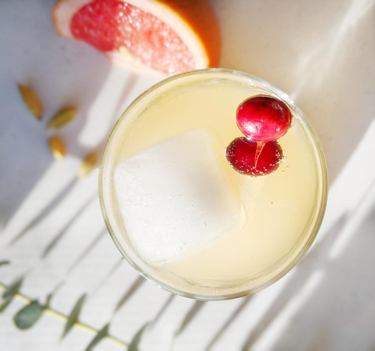 Looking for local flavors, in your favorite mocktail? Check out this tasty option, featuring Tapped Maple Syrup and Siren Shrubs.