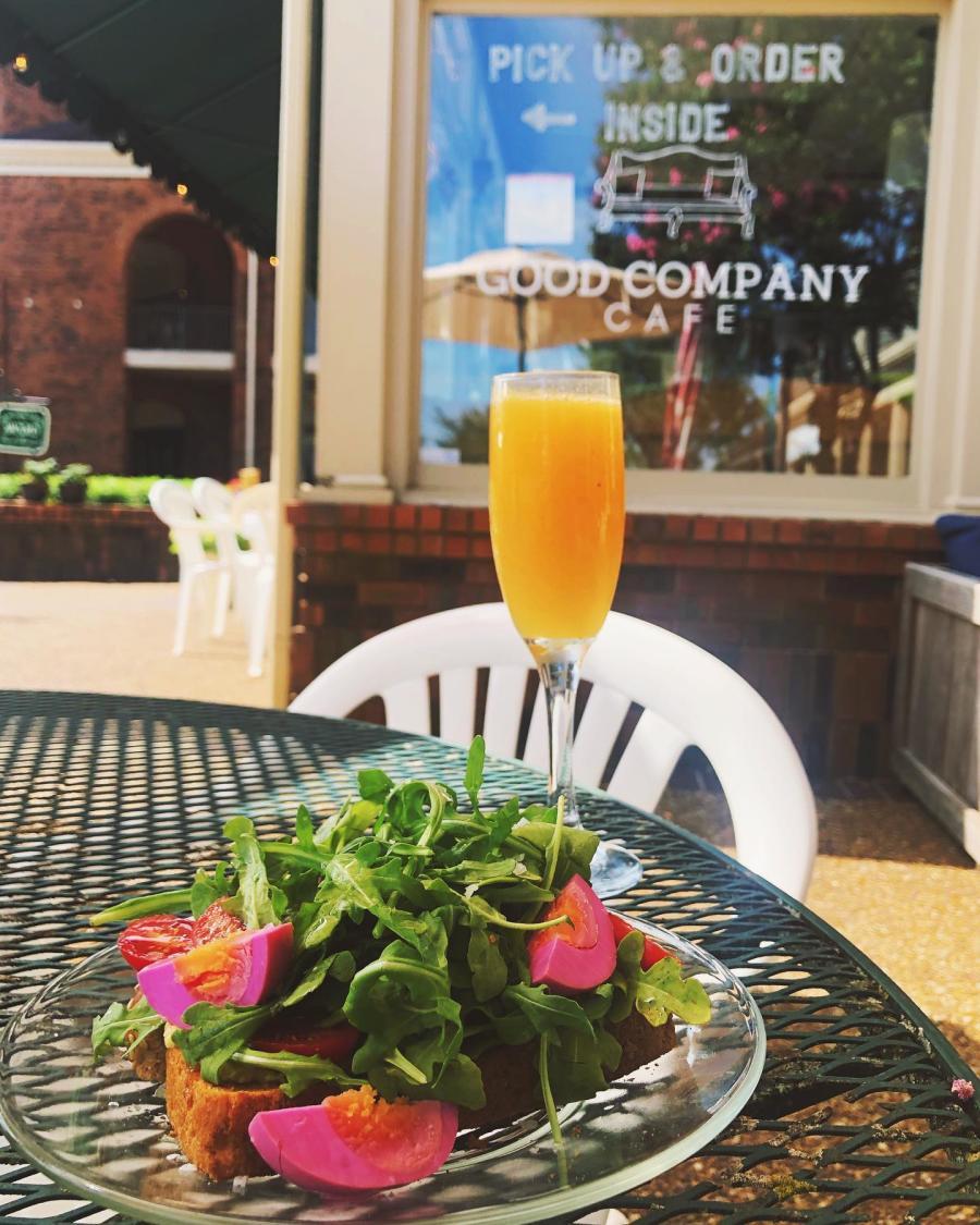 Good Company Cafe Outdoors