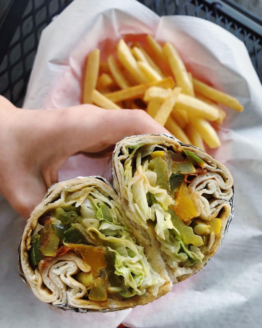 Jamo's Cafe Deli & Grill Vegan