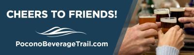 2021 Summer Co/Op ~ Billboards ~ Pocono Beverage Trail ~ PoconoMountains.com