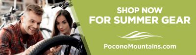2021 Summer Co/Op ~ Billboards ~ Shopping ~ PoconoMountains.com
