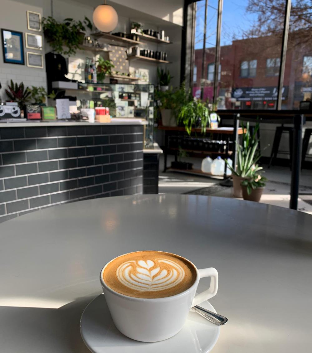 Leslie Coffee in Wichita
