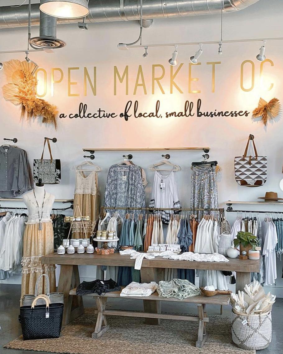 Open Market OC Store