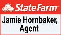 Jaimie Hornbaker - State Farm Agent Logo   Topeka, KS