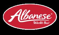 Albanese logo no background