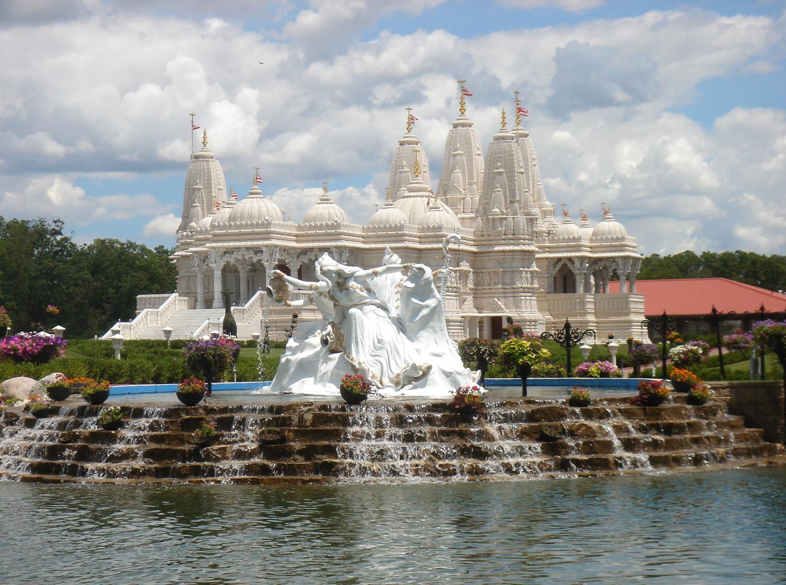 BAPS Shri Swaminarayan Mandir, Barlett