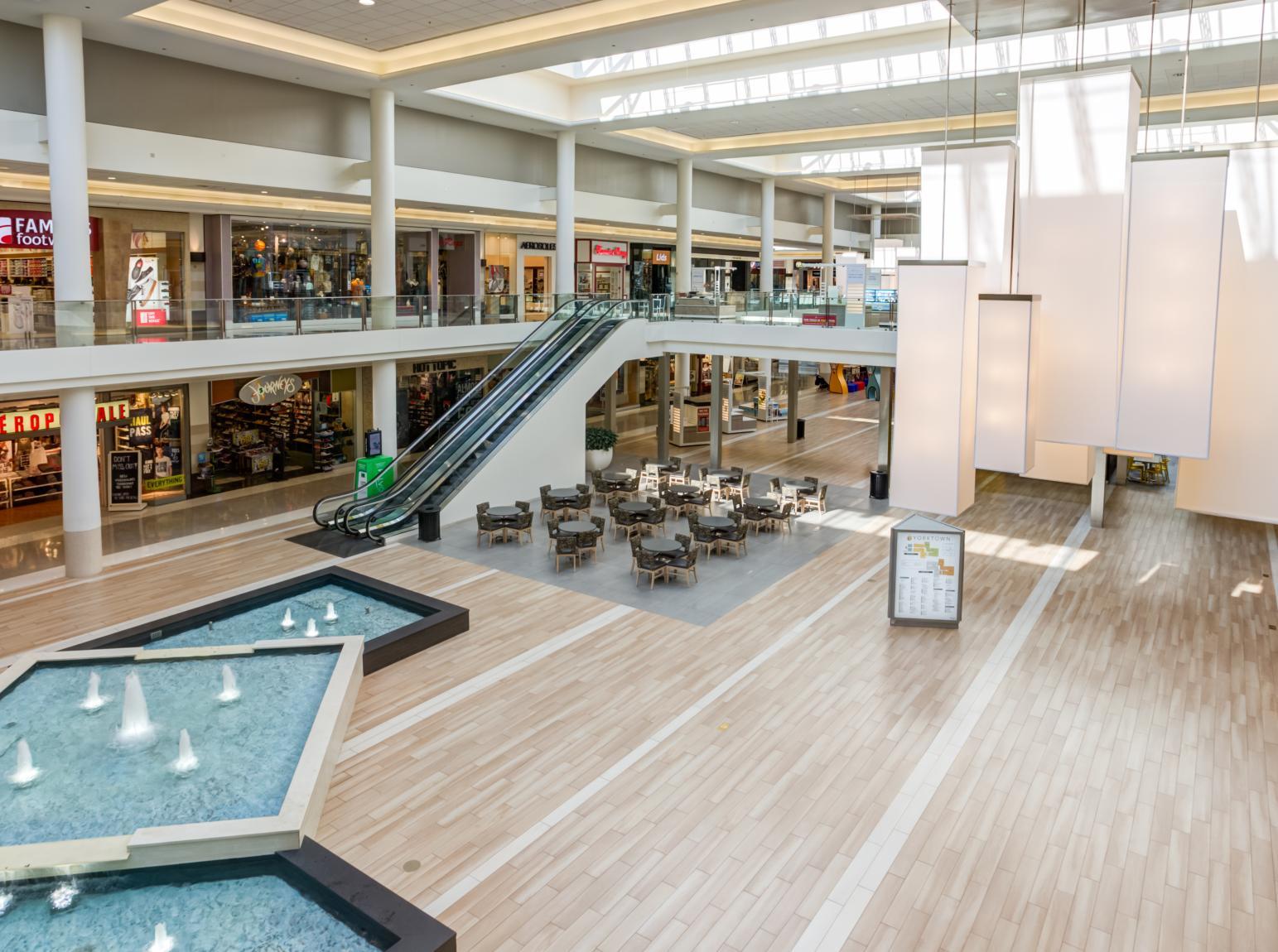 Third Navigation - Shopping Centers