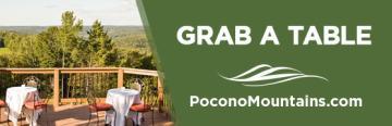2021 Summer Co/Op ~ Billboards ~ Dining ~ PoconoMountains.com