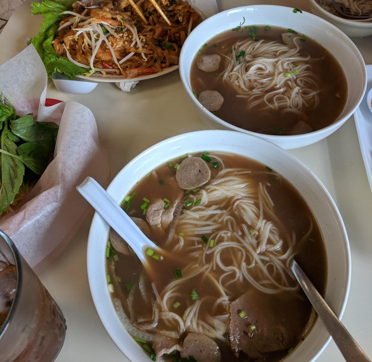 Pho at Mamma Mai's