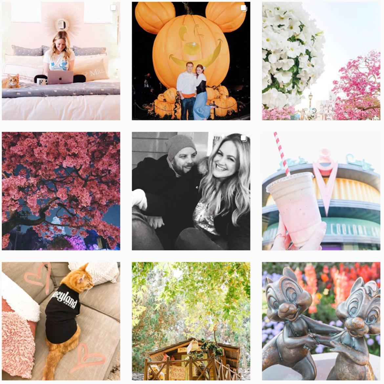 Tangled in Magic on Instagram