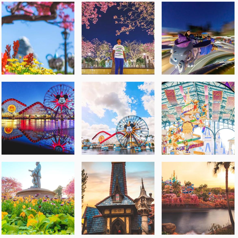 Disneyland Over Everything on Instagram