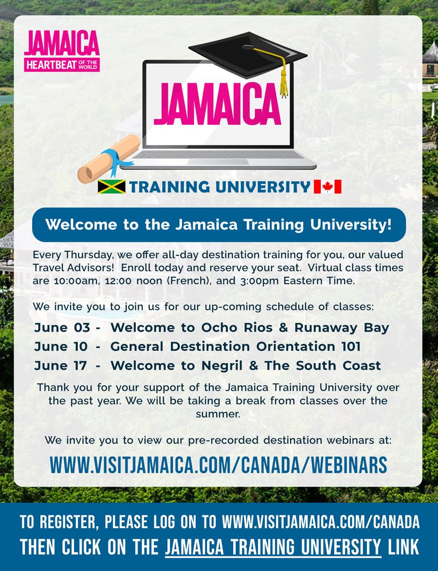 Jamaica Training University