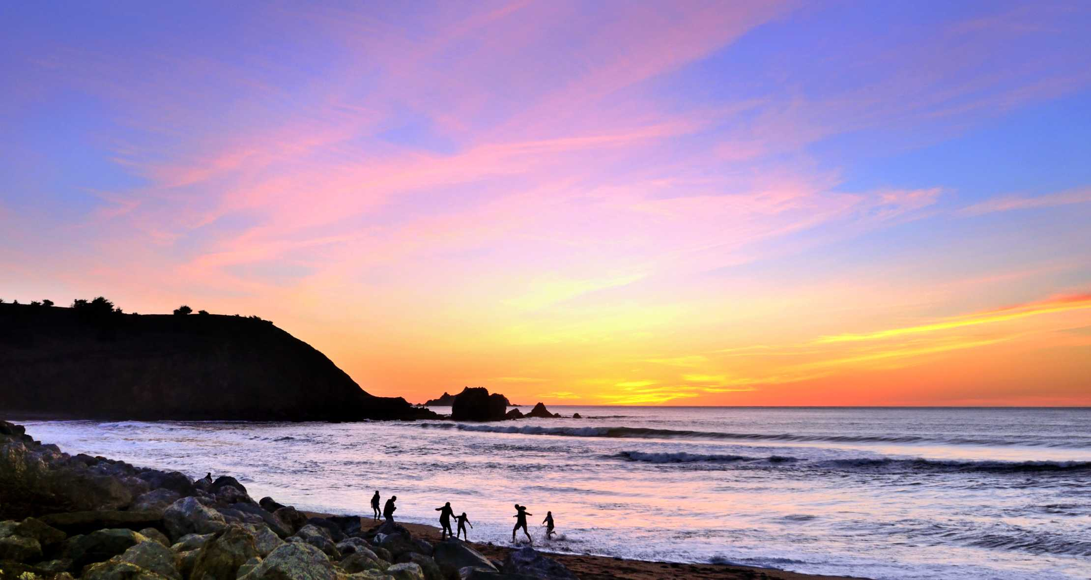 San Mateo County has beaches, museums, and more