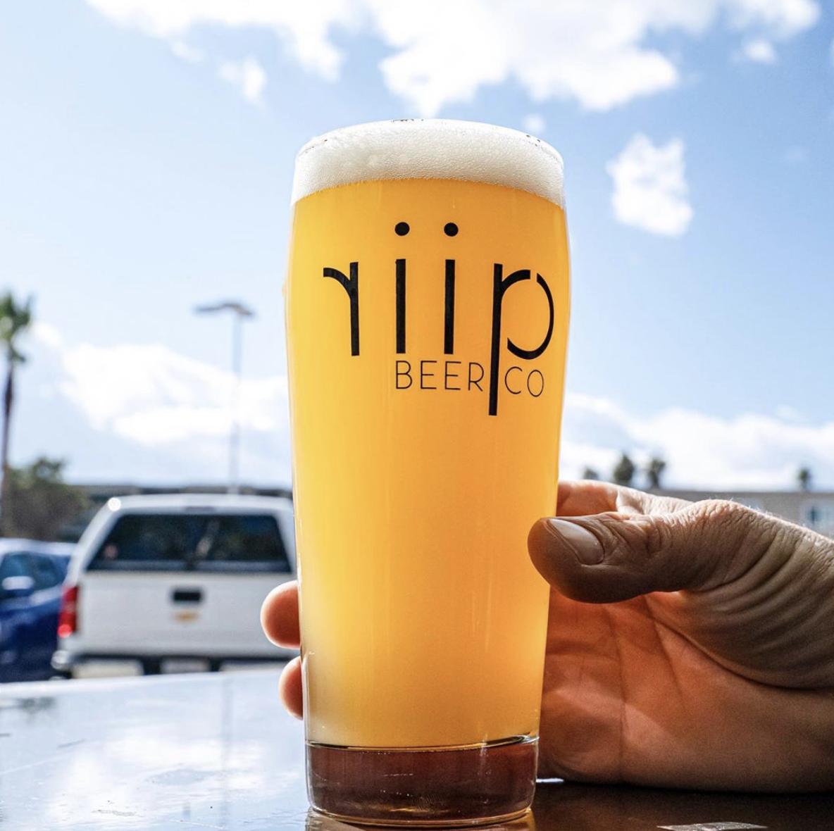 RIIP Beer Co in Huntington Beach