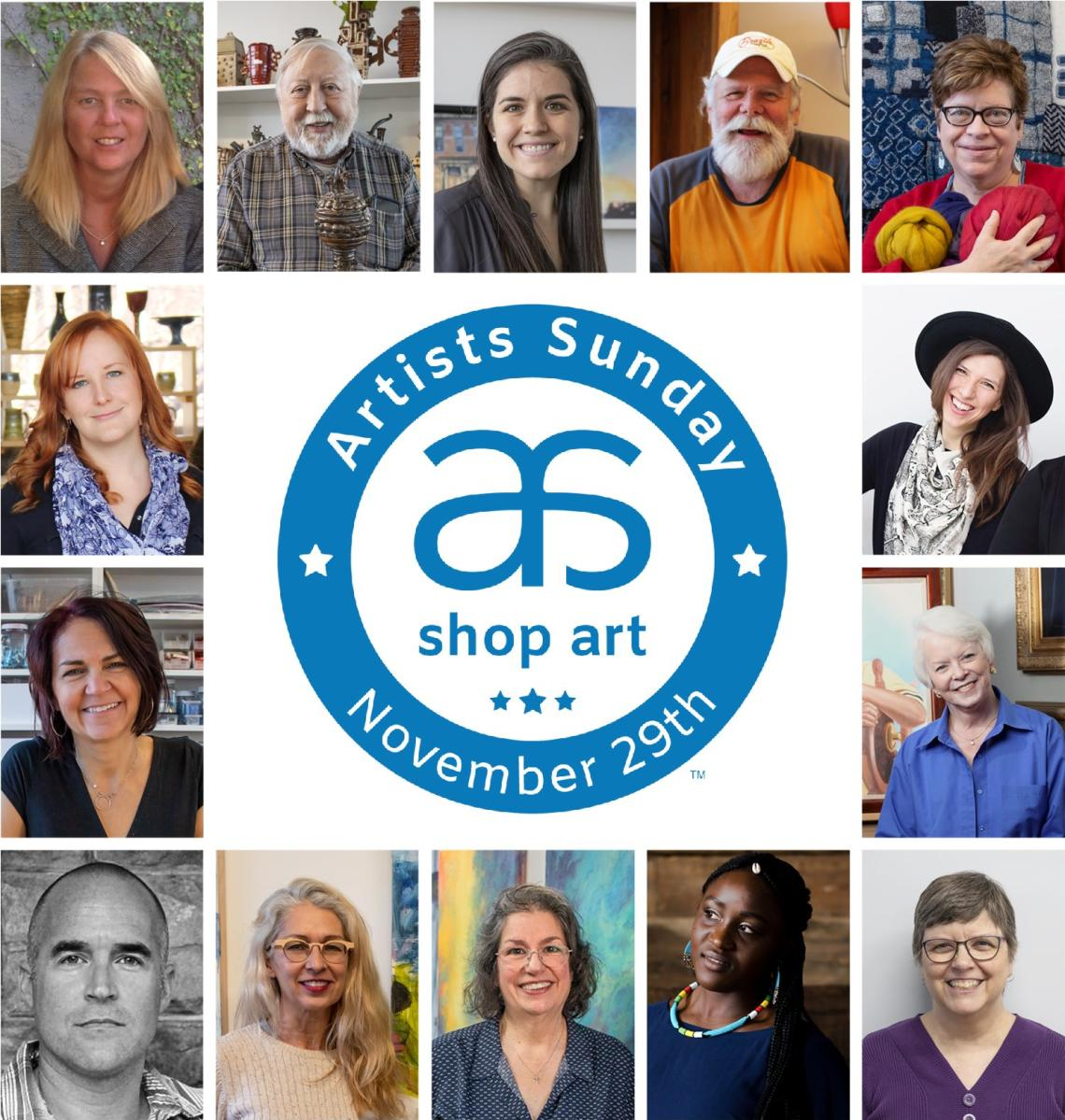 St Charles Foundry Artists Sunday Banner