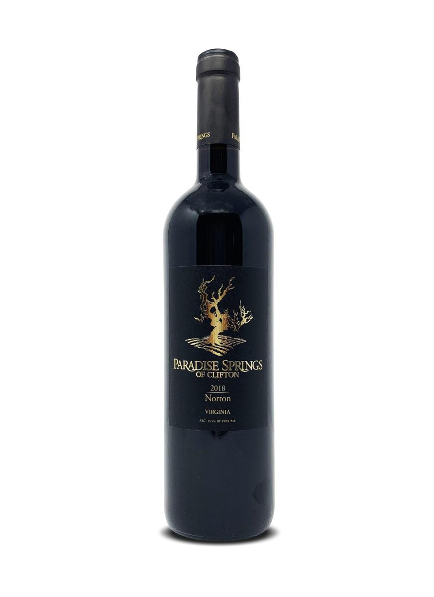 Paradise Springs Winery - Norton 2018