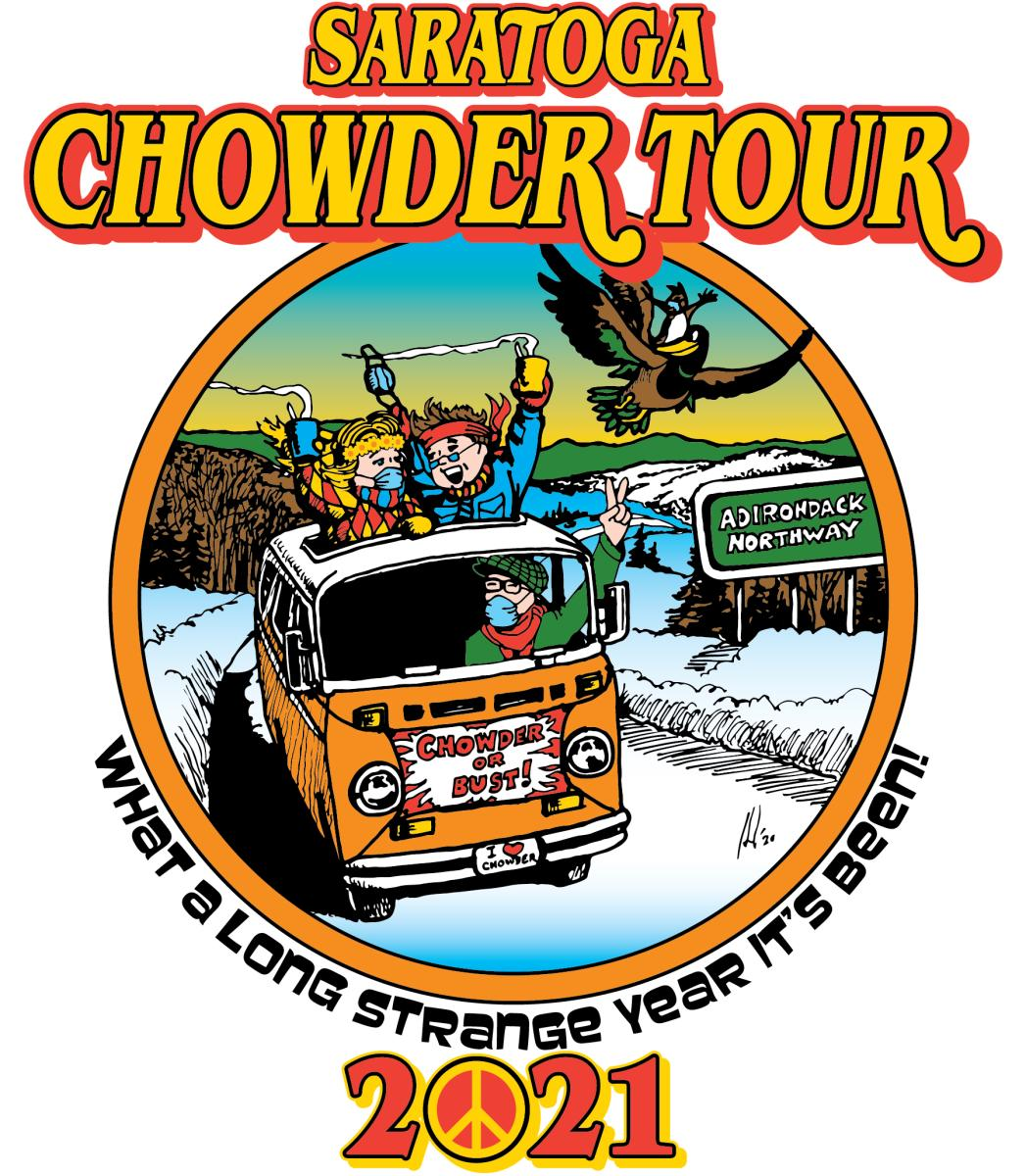 Saratoga Chowder Tour 2021