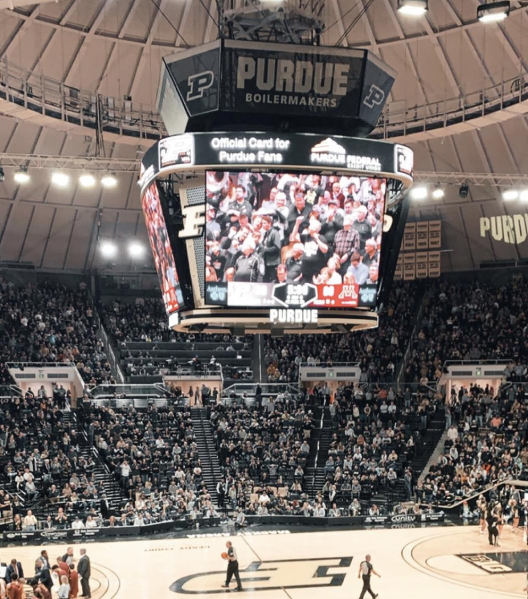 Purdue Mackey Arena