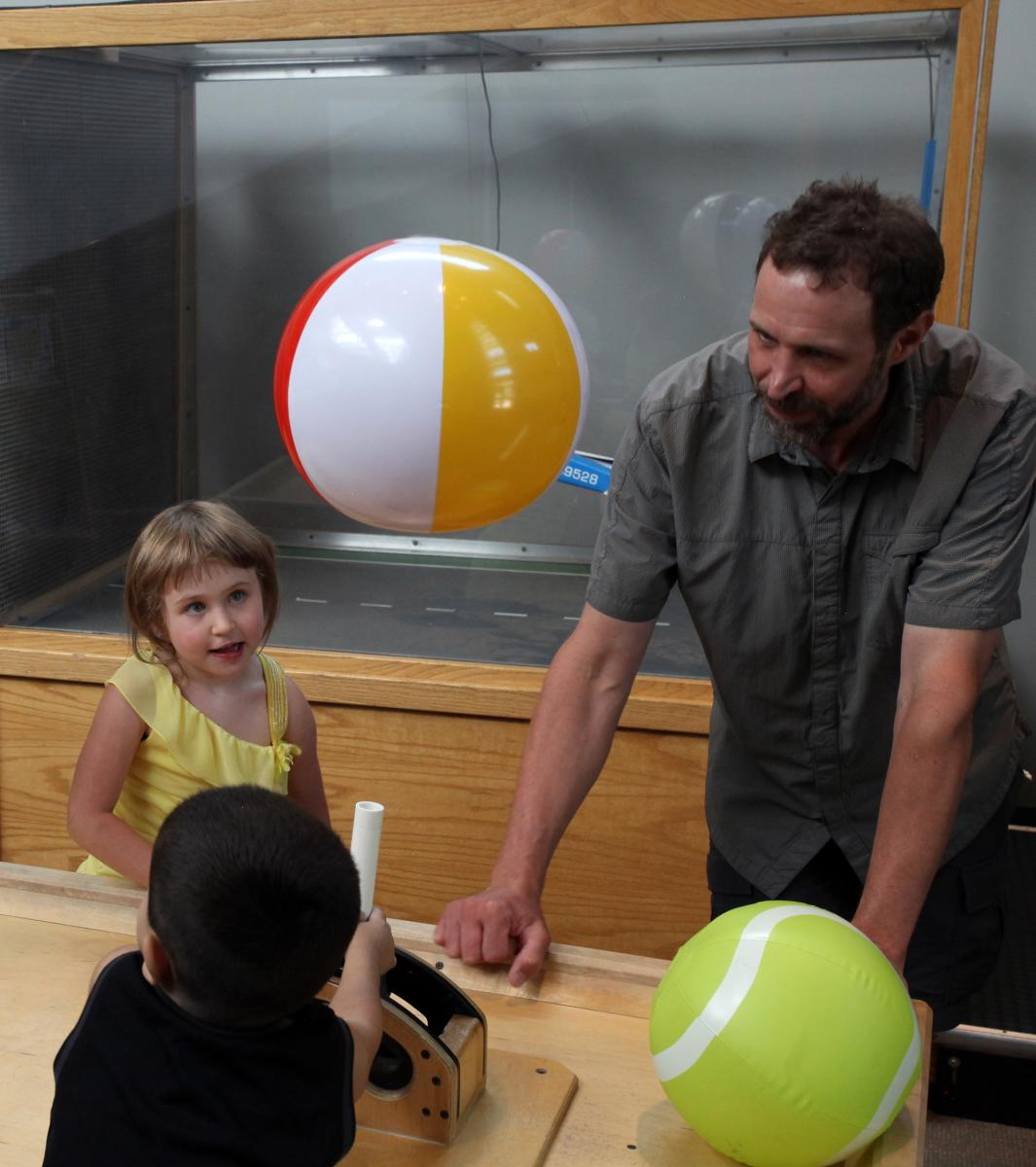 Explora Museum for Kids with Teacher